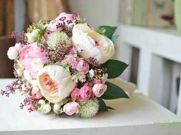Hoa cưới - Midori Shop - Phụ kiện trang trí ngành cưới - Hình 5