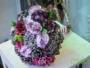 Hoa cưới - Midori Shop - Phụ kiện trang trí ngành cưới - Hình 4