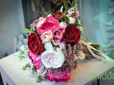 Hoa cưới - Midori Shop - Phụ kiện trang trí ngành cưới - Hình 7
