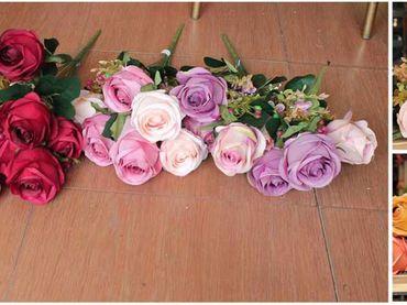Hoa vải cao cấp - Midori Shop - Phụ kiện trang trí ngành cưới - Hình 14
