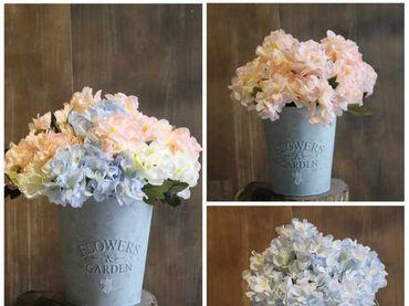 Hoa vải cao cấp - Midori Shop - Phụ kiện trang trí ngành cưới - Hình 9