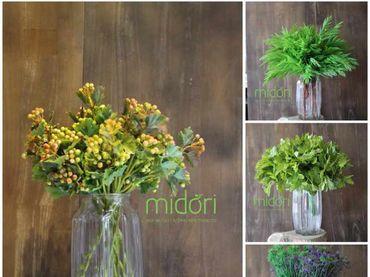 Hoa vải cao cấp - Midori Shop - Phụ kiện trang trí ngành cưới - Hình 22