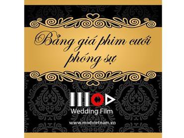 Gói quay phim cưới phóng sự - 3 máy - Mod Productions - Hình 1