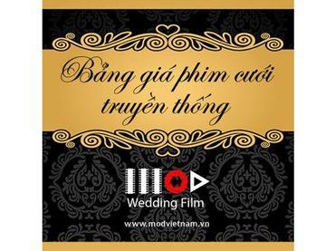 Gói quay phim cưới truyền thống - Mod Productions - Hình 1
