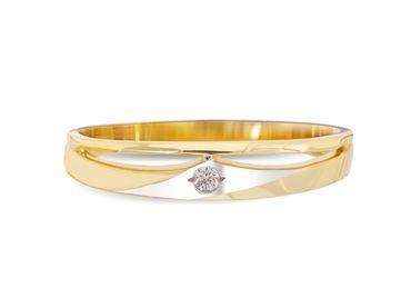 Nhẫn cưới Le Soleil NC 262V - Huy Thanh Jewelry - Hình 3
