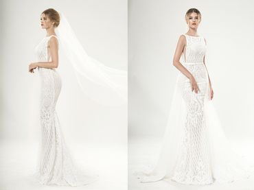 Wedding Dress - Hà Dino - Hình 1