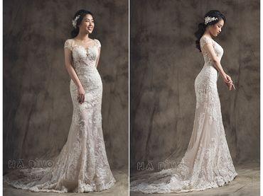 Wedding Dress - Hà Dino - Hình 5