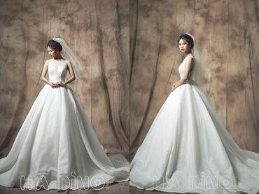 Wedding Dress - Hà Dino - Hình 2