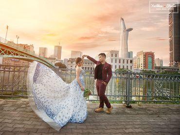 Gói Album ngoại cảnh Sài Gòn - YARKKEN Studio - Hình 9