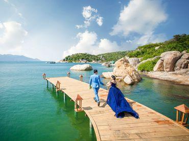 Gói chụp Hang Rái, Resort Sao Biển, Trại cừu Phan Rang Ninh Thuận - Vincente Studio - Hình 5