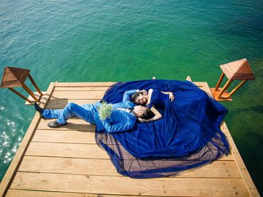 Gói chụp Hang Rái, Resort Sao Biển, Trại cừu Phan Rang Ninh Thuận - Vincente Studio - Hình 6