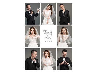 Pre-wedding - Studio - Hà Dino - Hình 7