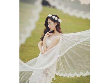 Áo cưới lộng lẫy giúp cô dâu nổi bật chỉ từ 2.800.000đ - Jolie Holie - Hình 4