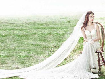 Áo cưới lộng lẫy giúp cô dâu nổi bật chỉ từ 2.800.000đ - Jolie Holie - Hình 12
