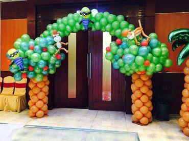 Sinh nhật trọn gói - Bình Tân - Trung Tâm Hội nghị Tiệc cưới Fenix Palace - Hình 8