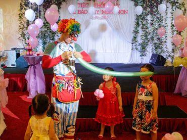 Sinh nhật trọn gói - Bình Tân - Trung Tâm Hội nghị Tiệc cưới Fenix Palace - Hình 9