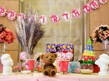 Sinh nhật trọn gói - Bình Tân - Trung Tâm Hội nghị Tiệc cưới Fenix Palace - Hình 5