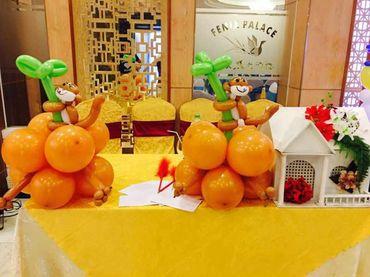 Sinh nhật trọn gói - Bình Tân - Trung Tâm Hội nghị Tiệc cưới Fenix Palace - Hình 7