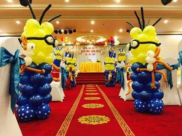 Sinh nhật trọn gói - Bình Tân - Trung Tâm Hội nghị Tiệc cưới Fenix Palace - Hình 2