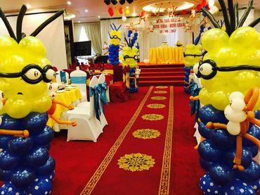 Sinh nhật trọn gói - Bình Tân - Trung Tâm Hội nghị Tiệc cưới Fenix Palace - Hình 6