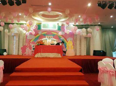 Sinh nhật trọn gói - Bình Tân - Trung Tâm Hội nghị Tiệc cưới Fenix Palace - Hình 12