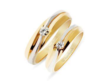 Nhẫn cưới Le Soleil NC 271 - Huy Thanh Jewelry - Hình 1