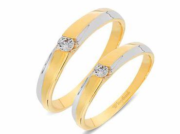 Nhẫn cưới Le Soleil NC 274 - Huy Thanh Jewelry - Hình 1