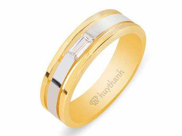 Nhẫn cưới Le Soleil NC 288 - Huy Thanh Jewelry - Hình 2