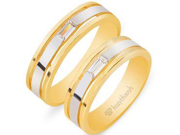 Nhẫn cưới Le Soleil NC 288 - Huy Thanh Jewelry - Hình 1