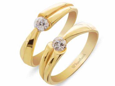 Nhẫn cưới Le Soleil NC 294 - Huy Thanh Jewelry - Hình 1