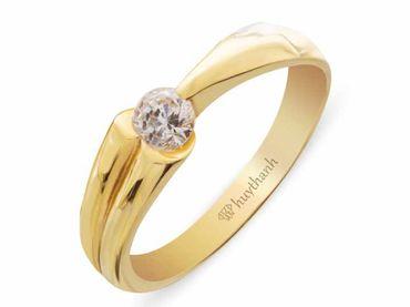 Nhẫn cưới Le Soleil NC 294 - Huy Thanh Jewelry - Hình 2
