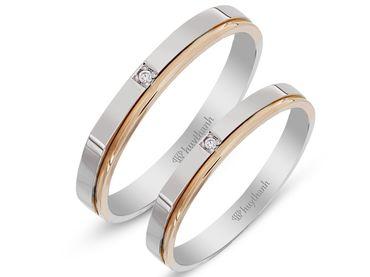 Nhẫn cưới Le Soleil NC 296 - Huy Thanh Jewelry - Hình 1