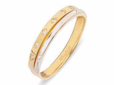 Nhẫn cưới Les Etoiles NC 298 - Huy Thanh Jewelry - Hình 2