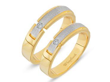 Nhẫn cưới Le Soleil NC 107 - Huy Thanh Jewelry - Hình 1