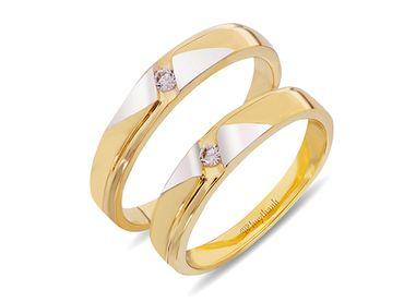Nhẫn cưới Le Soleil NC 128 - Huy Thanh Jewelry - Hình 1