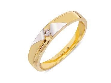 Nhẫn cưới Le Soleil NC 128 - Huy Thanh Jewelry - Hình 2