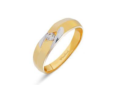 Nhẫn cưới Le Soleil NC 131 - Huy Thanh Jewelry - Hình 2