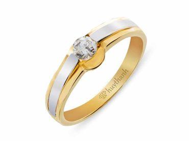 Nhẫn cưới Le Soleil NC 149 - Huy Thanh Jewelry - Hình 2