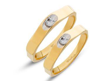 Nhẫn cưới Le Soleil NC 178 - Huy Thanh Jewelry - Hình 1