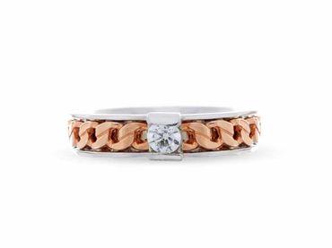 Nhẫn cưới Le Soleil NC 184 - Huy Thanh Jewelry - Hình 2