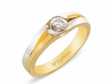 Nhẫn cưới Le Soleil NC 207 - Huy Thanh Jewelry - Hình 2