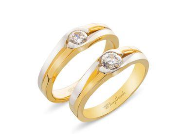 Nhẫn cưới Le Soleil NC 207 - Huy Thanh Jewelry - Hình 1