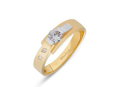 Nhẫn cưới Le Soleil NC 21 - Huy Thanh Jewelry - Hình 2