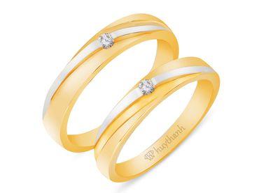 Nhẫn cưới Le Soleil NC 33 - Huy Thanh Jewelry - Hình 1