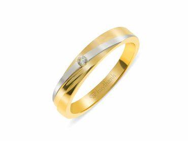 Nhẫn cưới Le Soleil NC 33 - Huy Thanh Jewelry - Hình 2