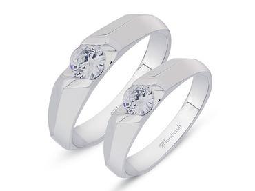 Nhẫn cưới Le Soleil NC 89 - Huy Thanh Jewelry - Hình 1