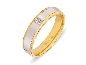 Nhẫn cưới Les Etoiles NC 169 - Huy Thanh Jewelry - Hình 2