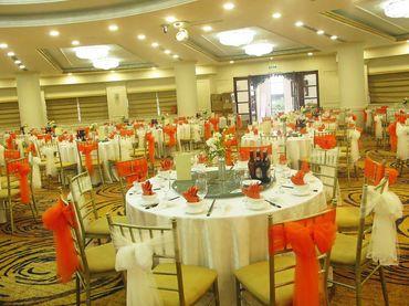 Bữa tiệc màu sắc - Trung tâm Tiệc cưới & Sự kiện Star Galaxy - Hình 5