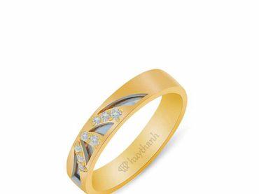 Nhẫn cưới Les Estoile NC 446 - Huy Thanh Jewelry - Hình 4
