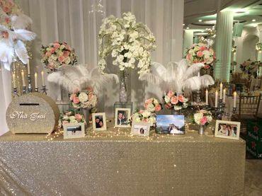 Gói dịch vụ Queen Bee Luxury - 472.500đ/người bàn tiệc 10 người/bàn - Trung tâm tổ chức sự kiện và tiệc cưới Queen Bee - Hình 4